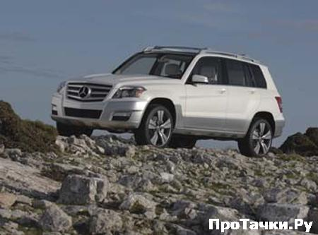 Концепт Mercedes-Benz GLK Freeside